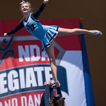 NCA College Nationals 2018 - Int. All Girl DI