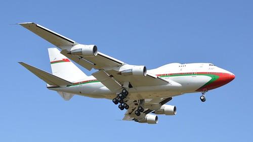 Boeing 747SP @ HAM   by timur.tatlici