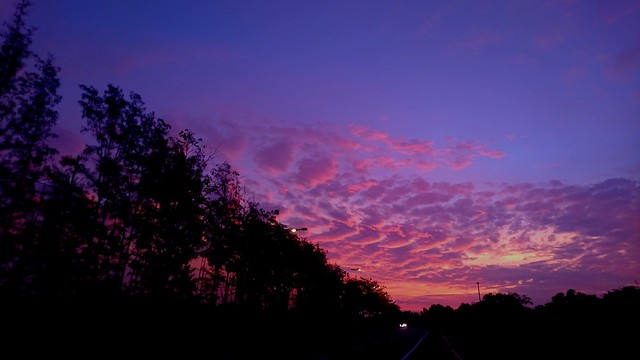 The Dawn of 1st Shawal