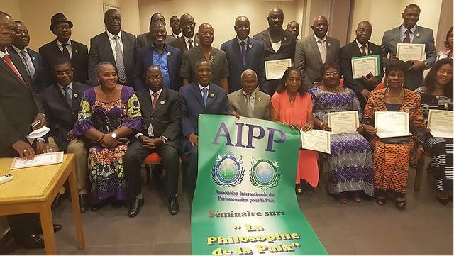Côte D'Ivoire-2017-11-23-IAPP Seminar Held in Côte d'Ivoire