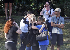 Parents Outraged As TV Show Films School Shooting Next To Real School