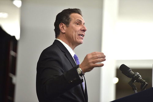 Governor Cuomo Signs the New York State Democracy Protection Act to Secure the Integrity of New York Elections | by governorandrewcuomo
