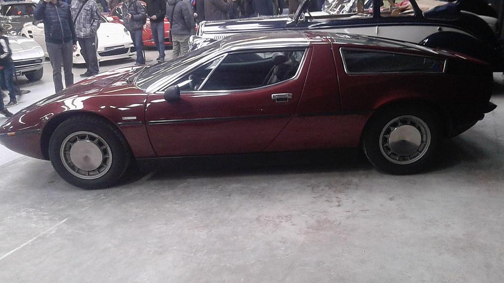 Maserati Bora 1978 4,9 l | Maserati Bora 1978 4,9 l Numéro ...