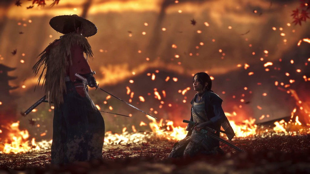 Ghost of Tsushima Uncovers how Positions, Battle Mechanics Work