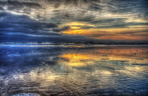 sanfrancisco oceanbeach sunset colorful sand clouds greatphotographers