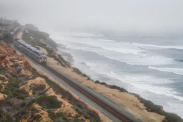 Coastal Morning Commute