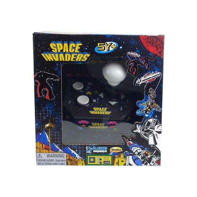 5642 Space Invaders packaging