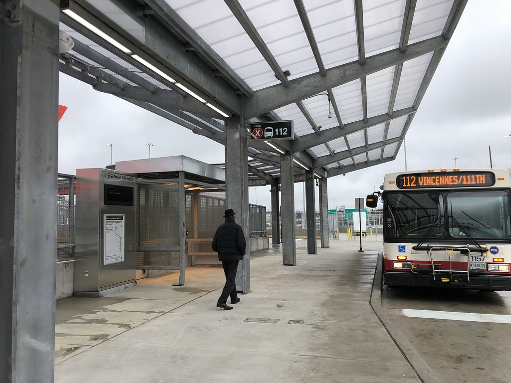 95th/Dan Ryan South Terminal Opens | Here are some more pics