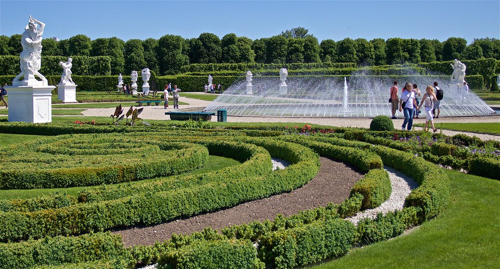 Herrenhäuser Gärten Hanover Großer Garten Explore Flickr