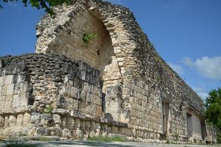 Estructura A, Z.A. Kuluba, Tizimin Yucatan