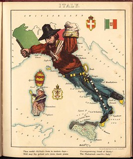 Fig10 The Mezzogiorno Old Boot of Italy featuring Garibaldi 1868 | by arthur.strathearn