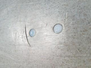 Hobie 2016 TI hull crack near mast step | by Wind Watcher