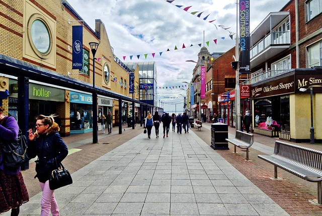Southend-on-Sea High Street