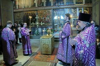 Панихида в Софийском соборе 220