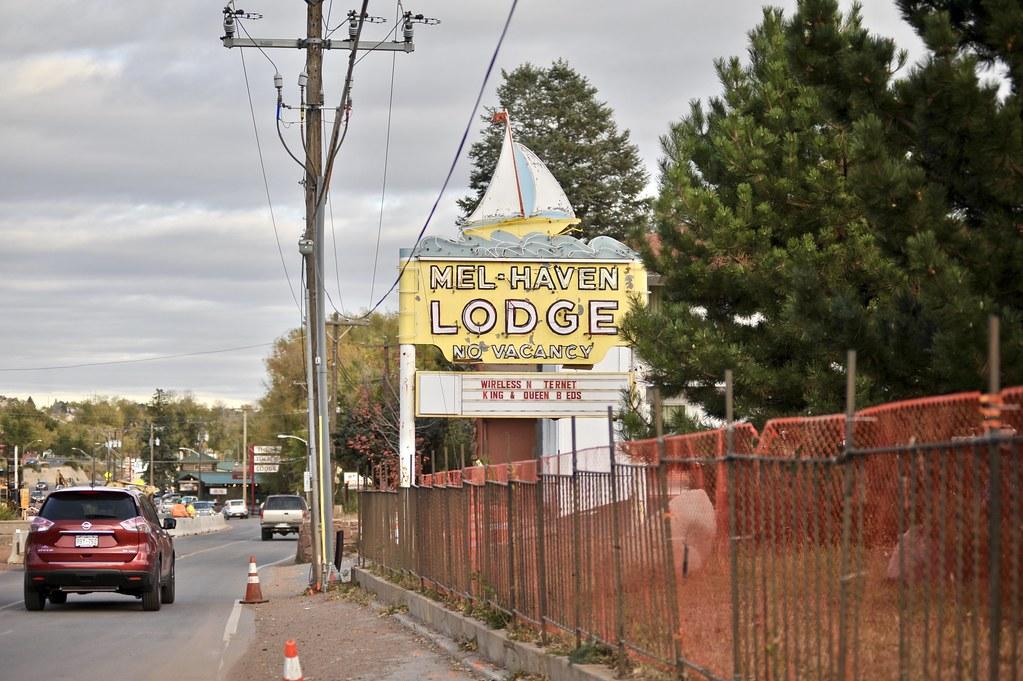Mel-Haven Lodge - Colorado Springs,Colorado