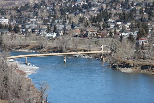 edworthy park calgary bow river bridge