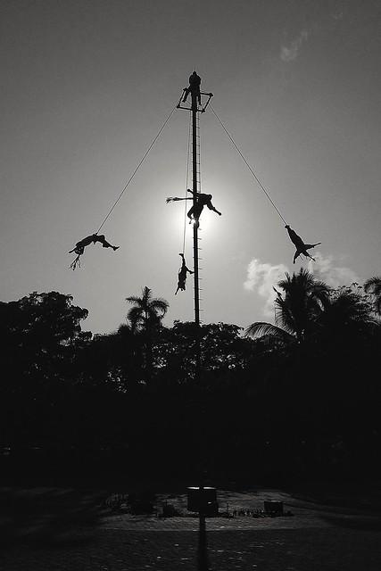 Voladores de papantla 2