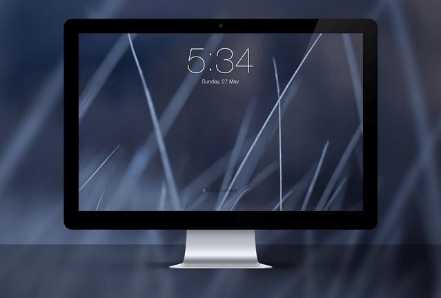 Grey Environment Background