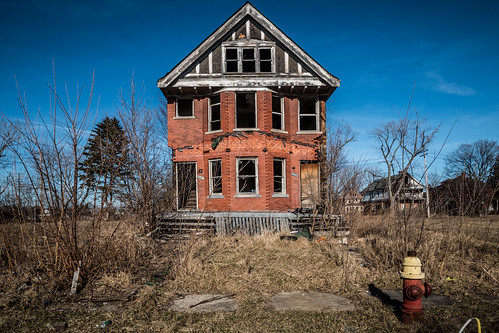 Neighborhoods of Detroit | by kenfagerdotcom