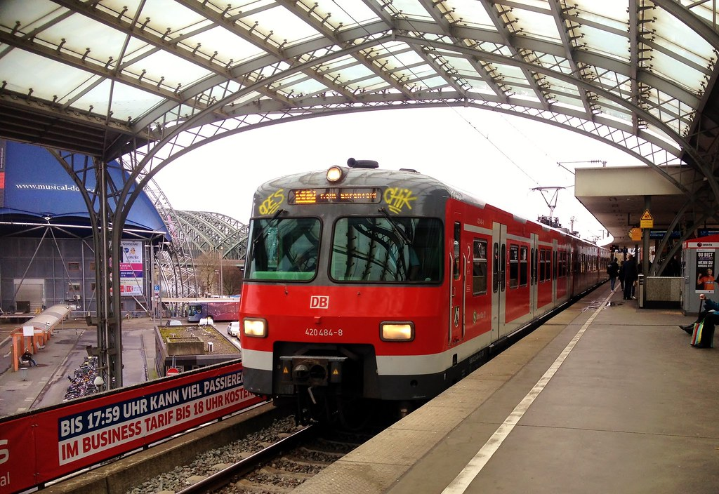 Köln Ehrenfeld S Bahn