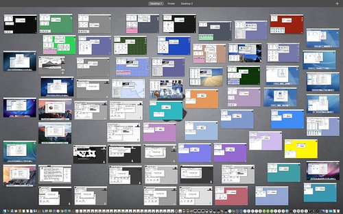April 2018 Mac OS Mission Control | by adespoton