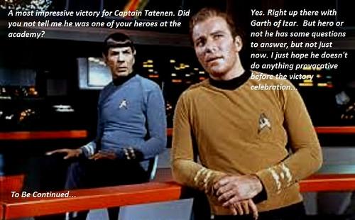 kirk spock 2 | by trekriffic