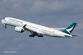 B-LRT Cathay Pacific Airbus A350-941 | by Planes , ships and trains!
