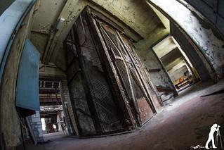 Lost Places: Das Walzwerk   by smartphoto78