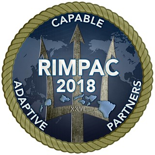 RIMPAC 2018 | by Royal New Zealand Navy