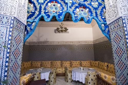 Riad Almakan en Fez