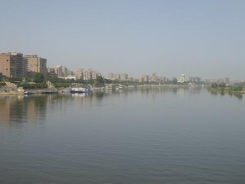 minya egypt nile river