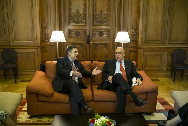 OECD week 2018 - Bilateral Meetings