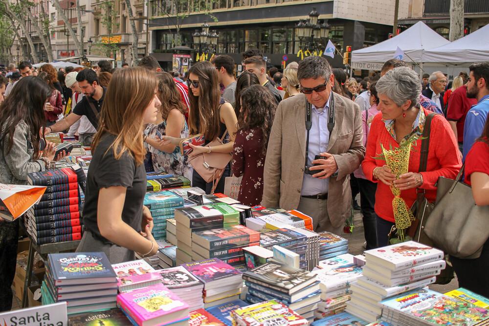 Image result for sant jordi barcelona
