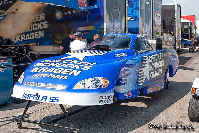 2007 NHRA Mid-South Nationals | Memphis Motorsports Park