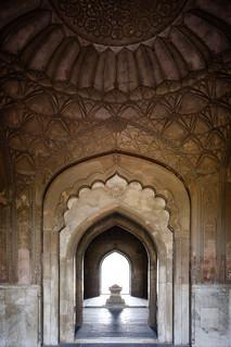 Exit | Safdarjung's Tomb, Delhi, India | by t linn