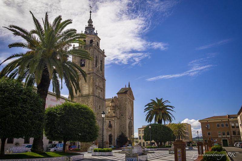Plaza del Pan y La Colegial