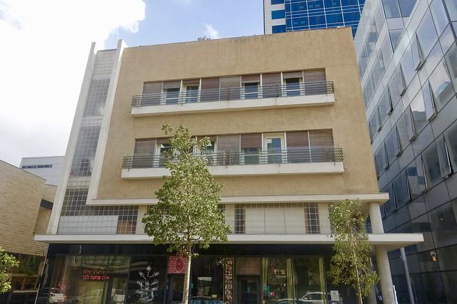 Geichmann House, Lilienblum Street, Tel-Aviv