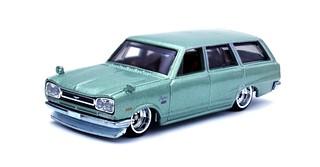 Hot Wheels - Nissan Skyline C10 Wagon