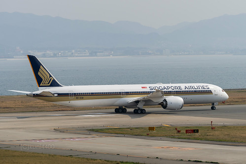 Singapore Airlines 2nd 787-10 @ KIX -3 | by kuni4400