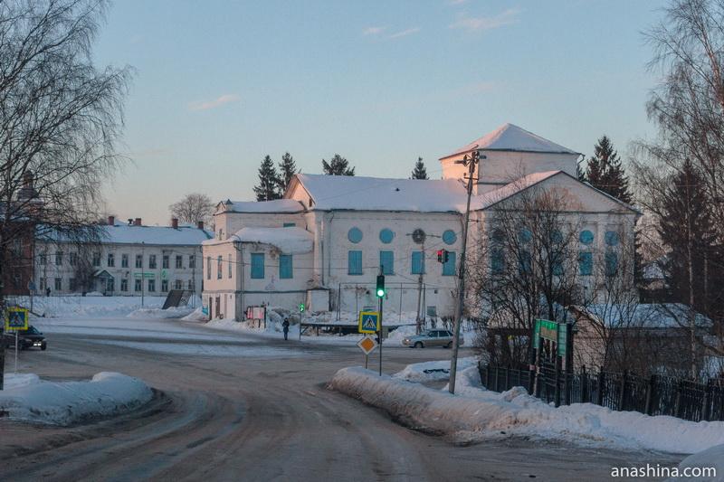 Красная площадь, Солигалич