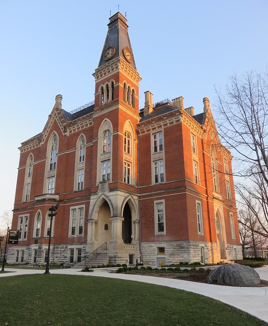 East College of DePauw University (Greencastle, Indiana)