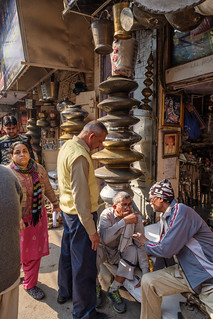 The Conversation | Old Delhi, India | by t linn