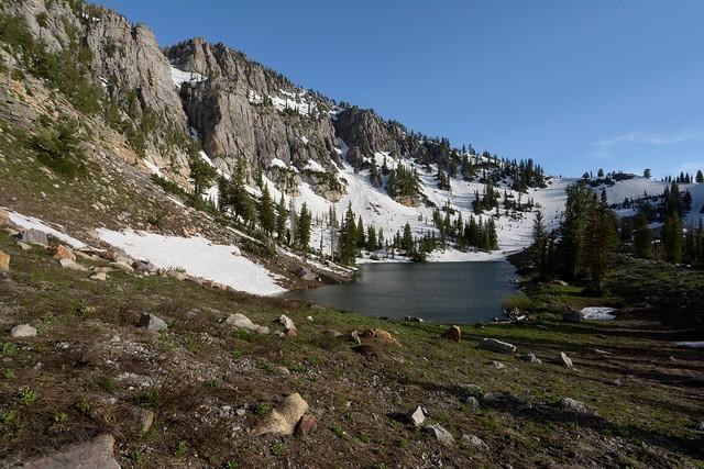 High Creek Lake
