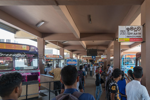 Central Bus Stand Galle | by seghal1