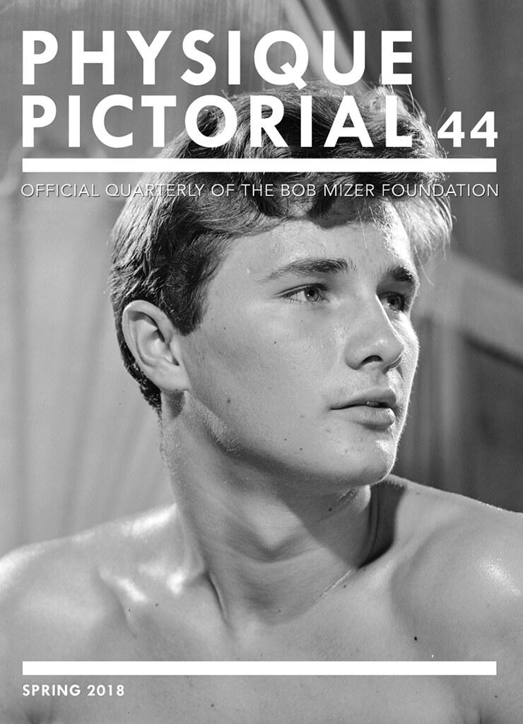 Physique Pictorial V14N02 [October 1964] - BOB MIZER