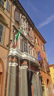 Imola town hall (Palazzo Communale) | by WasabiHoney