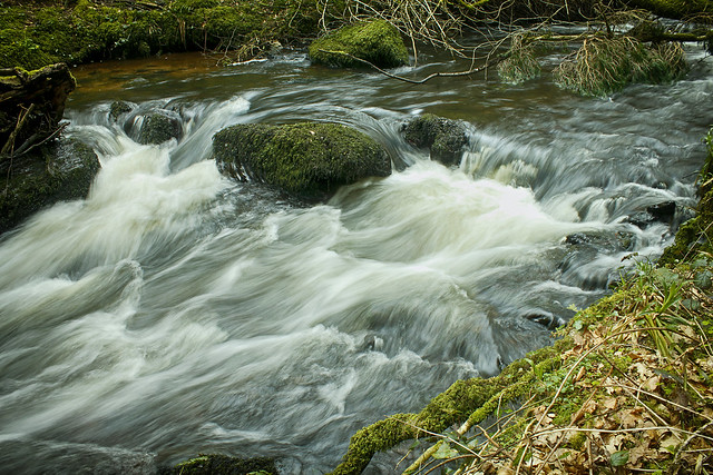 Boola, Co. Waterford - Flowing Stream