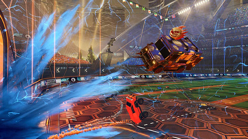 Rocket League | by PlayStation.Blog