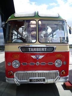Privately preserved MacBrayne coach.