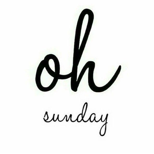 Inspirational And Motivational Quotes :Oh Sunday | Inspirati ...